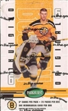 2003/04 BAP Parkhurst Original 6 Boston Bruins Hockey Hobby Box