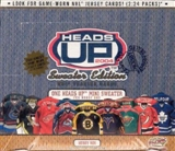 2003/04 Pacific Heads Up Hockey Hobby Box