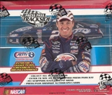 2003 Press Pass Trackside Racing Hobby Box