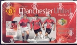 2003 Upper Deck Manchester United Soccer Hobby Box
