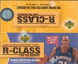 2004/05 Upper Deck R-Class Basketball Hobby Box
