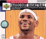 2004/05 Upper Deck Hardcourt Basketball Hobby Box