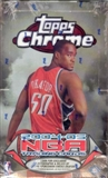 2004/05 Topps Chrome Basketball Hobby Box