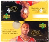 2004/05 Upper Deck Basketball Retail Box