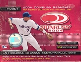2004 Donruss Baseball Hobby Box