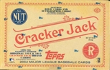 2004 Topps Cracker Jack Baseball Hobby Box