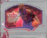 2004/05 Fleer Ultra Basketball Hobby Box