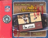 2004 Fleer Showcase Football Hobby Box