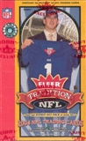 2004 Fleer Tradition Football Hobby Box