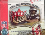 2004 Fleer Ultra Football Hobby Box