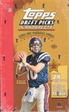 2004 Topps Draft Picks And Prospects Football Hobby Box