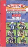 2004 Topps Total Football Hobby Box