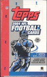 2004 Topps Football Jumbo Box