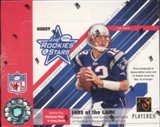 2004 Leaf Rookies & Stars Football Hobby Box