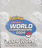 Pokemon 2004 World Championship Deck Box