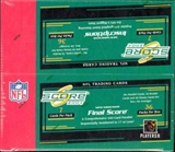 2004 Score Football 36 Pack Box