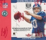 2004 Fleer Skybox Limited Edition Football Hobby Box