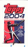 2004 Topps Series 1 36 Pack Baseball Box