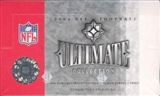 2004 Upper Deck Ultimate Collection Football Hobby Box