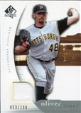 2005 Upper Deck SP Authentic Jersey #74 Oliver Perez /199