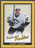 2005/06 Upper Deck Beehive Rookie #101 Sidney Crosby RC