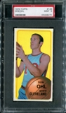 1970/71 Topps Basketball #128 Don Ohl PSA 9 (MINT) *6271