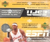 2005/06 Upper Deck ESPN Basketball Hobby Box