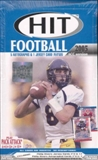 2005 Sage Hit ACC Edition Football Hobby Box