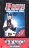 2005 Bowman Baseball Jumbo Box