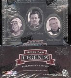 2005 Press Pass Legends Racing Hobby Box