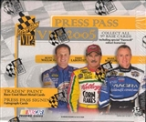 2005 Press Pass VIP Racing Hobby Box