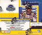 2005 Press Pass Eclipse Racing Hobby Box