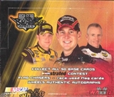 2005 Press Pass Wheels High Gear Racing Hobby Box