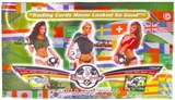 BenchWarmer World Cup Soccer Hobby Box (2006)