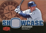 2006 Flair Showcase Showcase Stitches Jersey #RS Richie Sexson