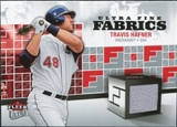 2006 Fleer Ultra Fine Fabrics #TH Travis Hafner Jersey