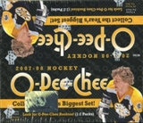 2007/08 Upper Deck O-Pee-Chee Hockey 36-Pack Box