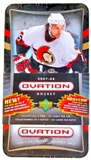 2007/08 Upper Deck Ovation Volume 2 Hockey Box (Tin)