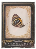 2009 Upper Deck Goodwin Champions #ENT4 Meadow Wanderer Entomology