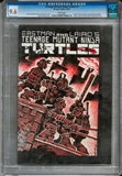 Teenage Mutant Ninja Turtles #1 CGC 9.6 (W) *0720246001*