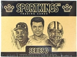 2010 Sport Kings Series D Hobby Box