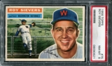 1956 Topps Baseball #75 Roy Seivers PSA 8 (NM-MT) *0621