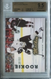 2006/07 Fleer Ultra #251 Evgeni Malkin RC Rookie Card BGS 9.5 Gem Mint