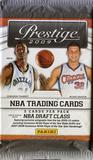 2009/10 Panini Prestige Basketball 24-Pack Lot (Steph Curry RC)