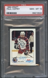 1992/93 Kraft Hockey Paul Coffey PSA 10 (GEM MT) *0024