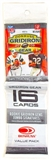 2009 Donruss Gridiron Gear Football Value Pack Lot (24 Packs)