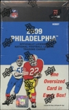 2009 Upper Deck Philadelphia Football Hobby Box