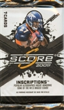2009 Score Football Pack