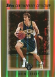 2003/04 Topps Contemporary Collection Gold #102 Brent Barry 3/25