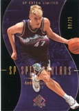 2003/04 SP Authentic Limited Extra #130 Andrei Kirilenko 9/25 Spectaculars